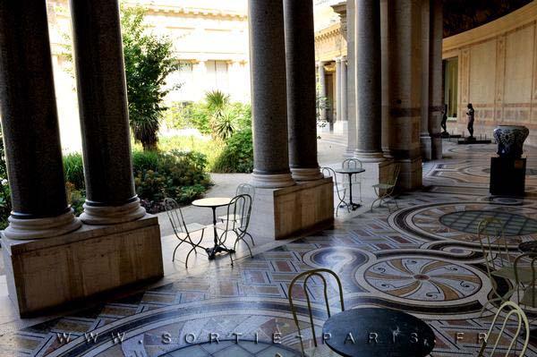 Le jardin du petit palais sortir paris trouvez une for Cafe le jardin du petit palais