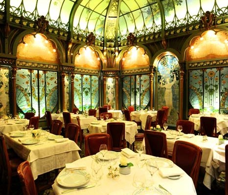 restaurant paris original